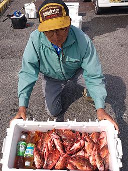 アラカブ釣果写真